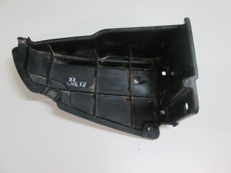 Защита днища кузова Lexus Rx330 MCU38 3MZ-FE 2005 задняя правая
