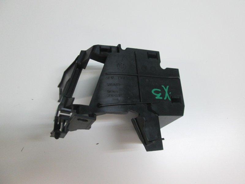 Кронштейн Bmw X3 E83 N52B30 2007 задний левый