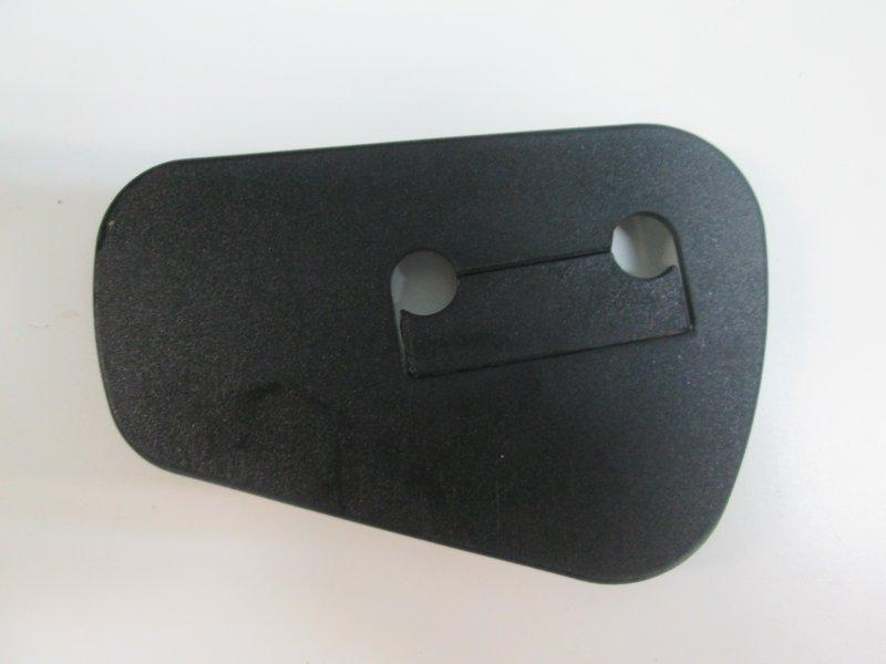 Облицовка сиденья Bmw X3 E83 N52B30 2007 задняя левая