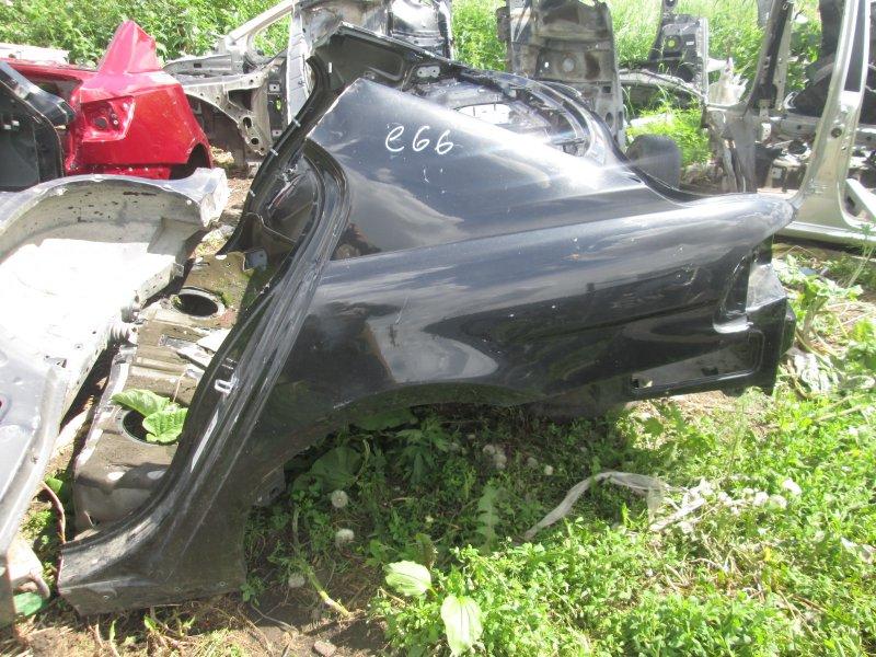 Крыло Bmw 7-Series E66 N62B40A 2006 заднее левое