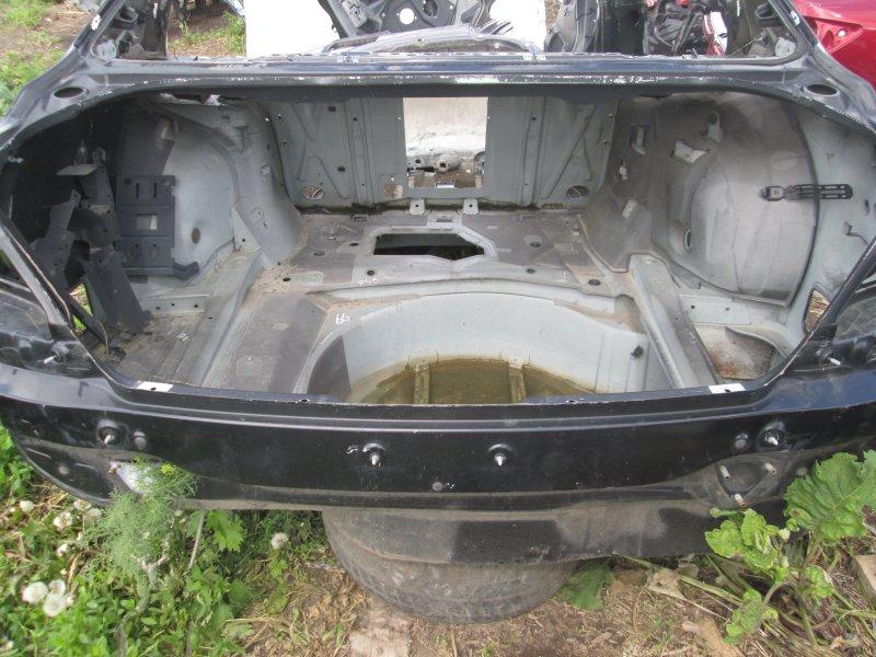 Ванна в багажник Bmw 7-Series E66 N62B40A 2006