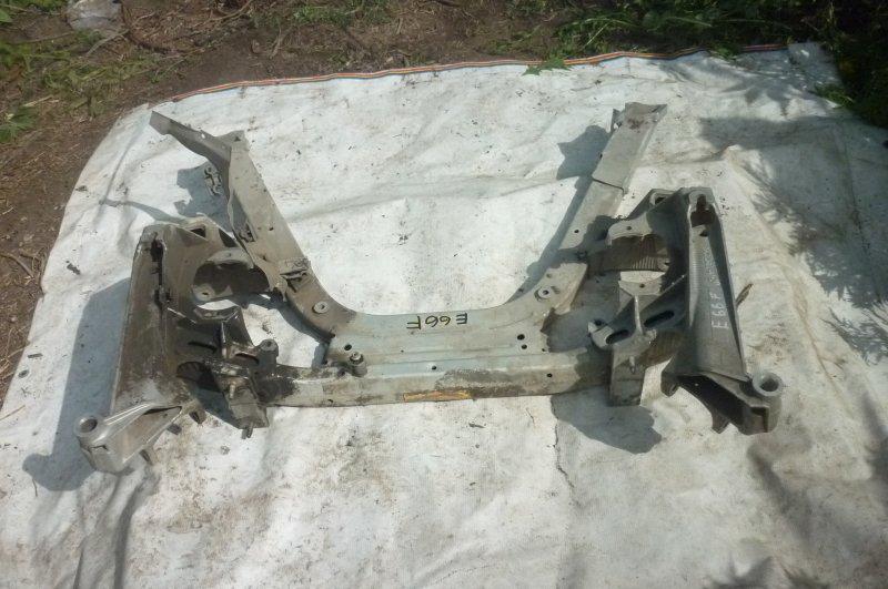 Балка под двс Bmw 7-Series E65 N62B44A 2003 передняя