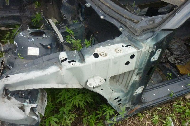 Лонжерон Bmw 7-Series E65 N62B44A 2003 передний левый