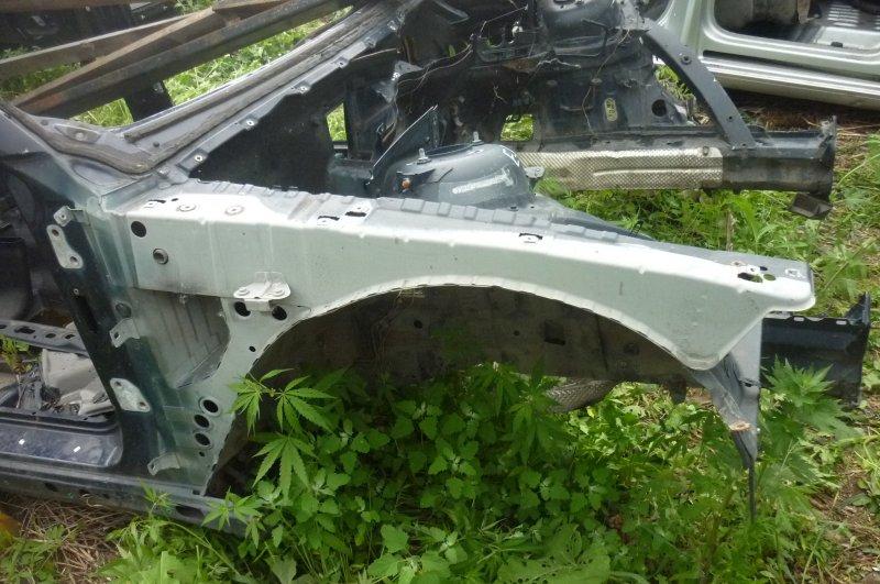 Лонжерон Bmw 7-Series E65 N62B44A 2003 передний правый