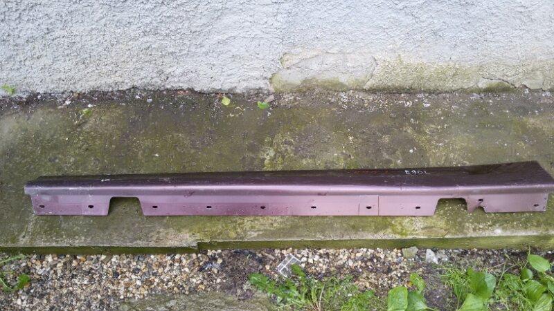 Накладка на порог Bmw 3-Series E90 N52B25 2006 левая