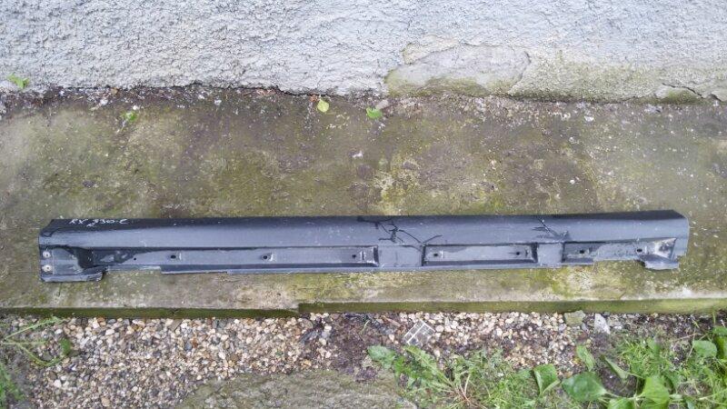 Накладка на порог Lexus Rx330 MCU38 3MZ-FE 2005 правая