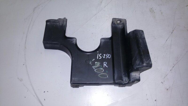 Защита двигателя пластиковая Lexus Is250 GSE20 4GR-FSE 2007 правая