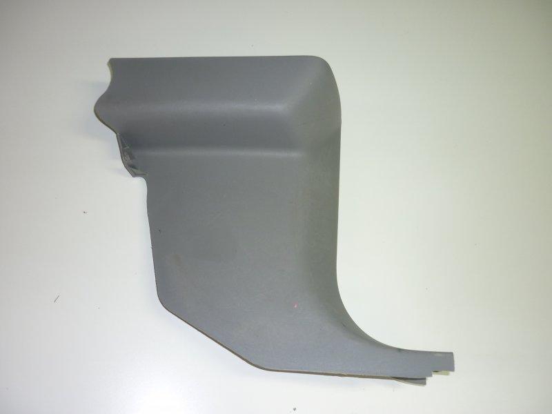 Панель стойки кузова Mitsubishi Pajero Sport KH4W 4D56 2011 передний правый нижний