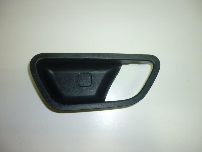 Накладка на ручку двери внутренней Hyundai Solaris HCR G4LC, 1.4 2017 задняя правая