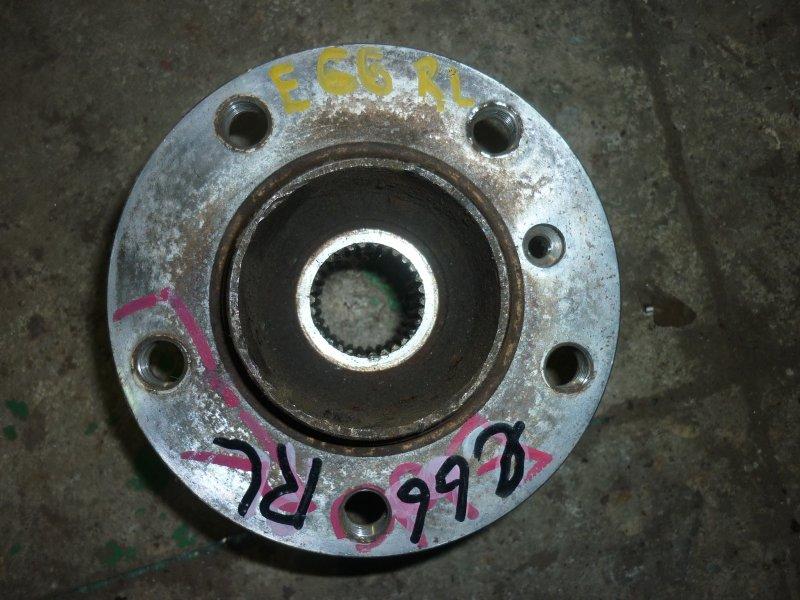 Ступица Bmw 7-Series E66 N62B40A 2006 задняя левая