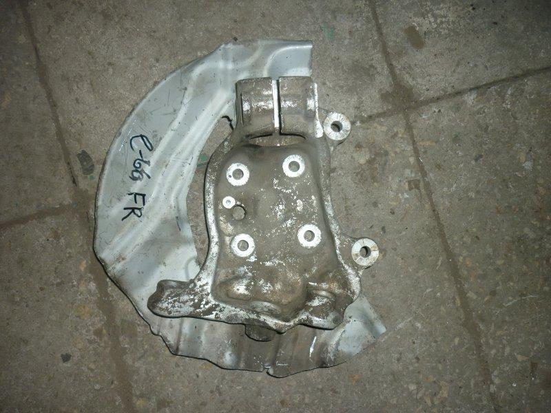 Поворотный кулак Bmw 7-Series E66 N62B40A 2006 передний правый