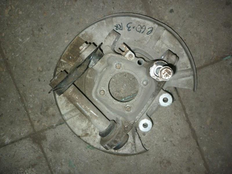 Поворотный кулак Bmw 5-Series E60 N52B25A 2006 задний правый