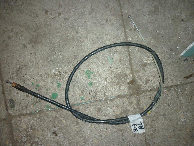 Трос стояночного тормоза Bmw X3 E83 N52B30 2007 левый