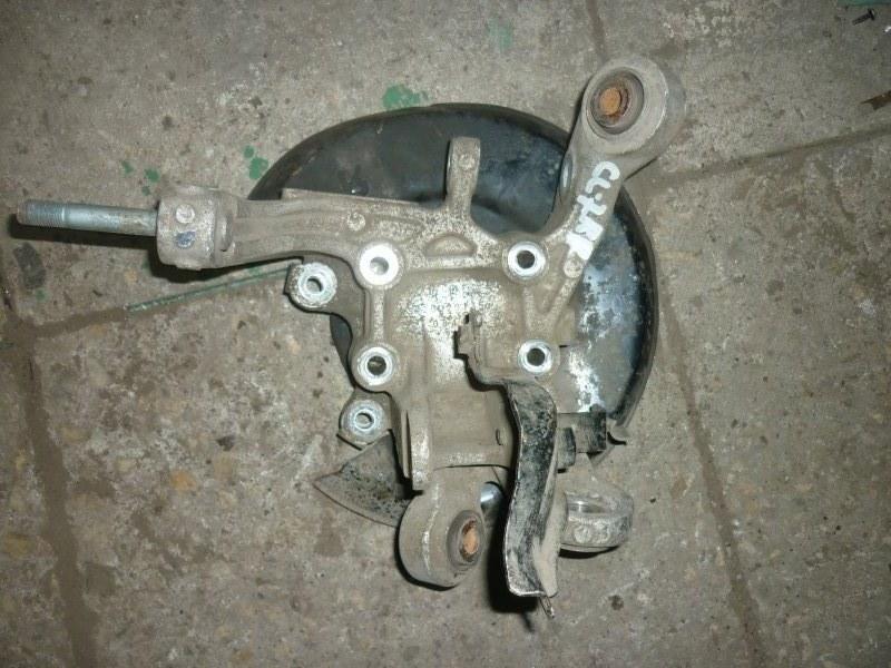 Поворотный кулак Honda Accord CL7 K20Z2 2007 задний правый