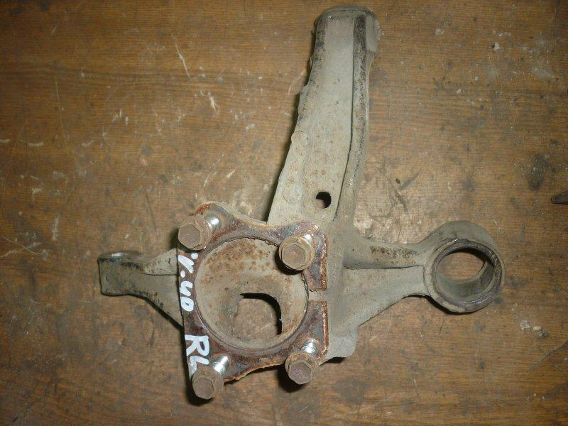 Поворотный кулак Toyota Camry ACV40 2AZ-FE 2007 задний левый
