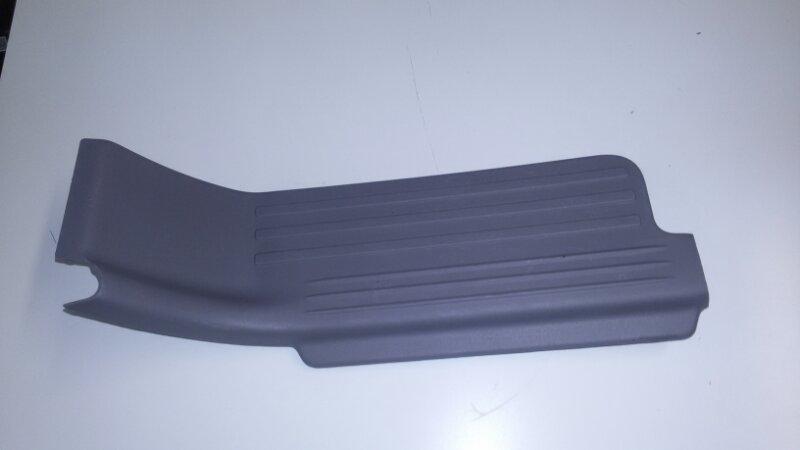 Накладка на порог дверная Mitsubishi Pajero Sport KH4W 4D56 2011 задняя правая