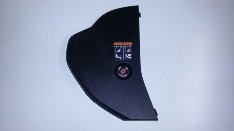 Накладка панели приборов Honda Accord CU2 K24Z3 2008 передняя правая