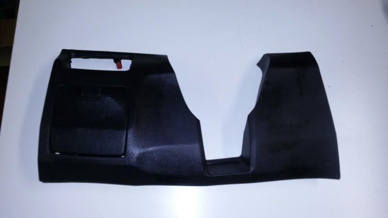 Накладка панели приборов Honda Accord CU2 K24Z3 2008 передняя левая нижняя
