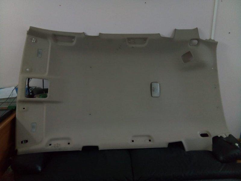 Обшивка потолка Toyota Rav4 ACA30 1AZ-FE 2007