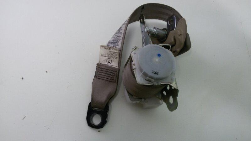 Ремень безопасности Toyota Rav4 ACA30 1AZ-FE 2007 задний правый
