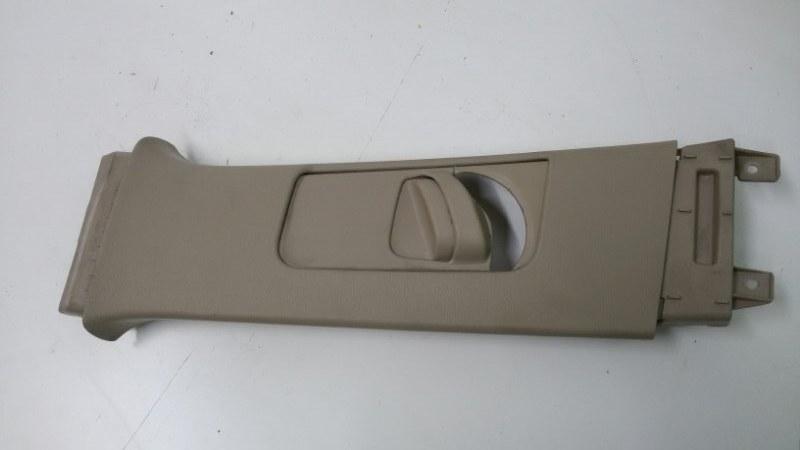 Панель стойки кузова Toyota Rav4 ACA30 1AZ-FE 2007 левый