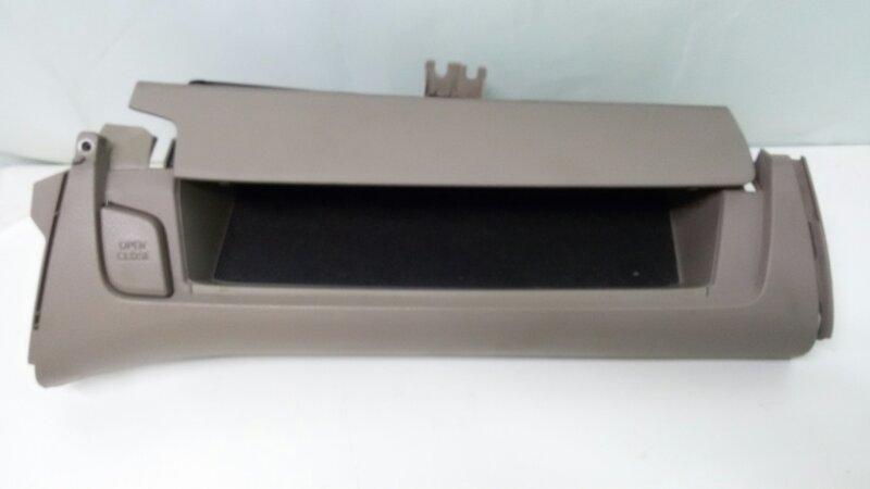 Бардачок Toyota Rav4 ACA30 1AZ-FE 2007 передний правый верхний