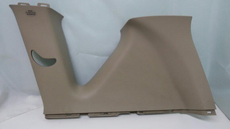 Обшивка багажника Toyota Rav4 ACA30 1AZFE 2007 задняя правая