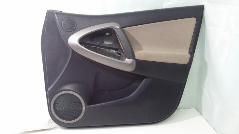 Обшивка двери Toyota Rav4 ACA30 1AZ-FE 2007 передняя правая