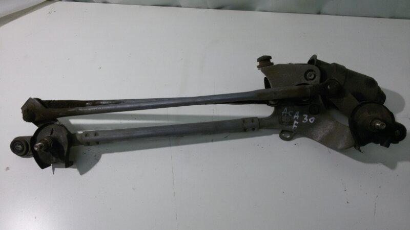 Механизм дворников, трапеция Toyota Rav4 ACA30 1AZFE 2007 передний
