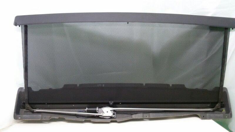 Шторка окна Bmw 7-Series E65 N62B44A 2003 задняя