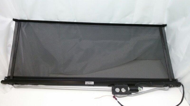 Шторка окна Bmw 5-Series E60 N52B25A 2007 задняя