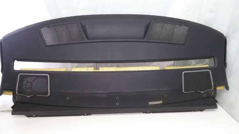 Полка салона Bmw 7-Series E65 N62B44A 2003 задняя