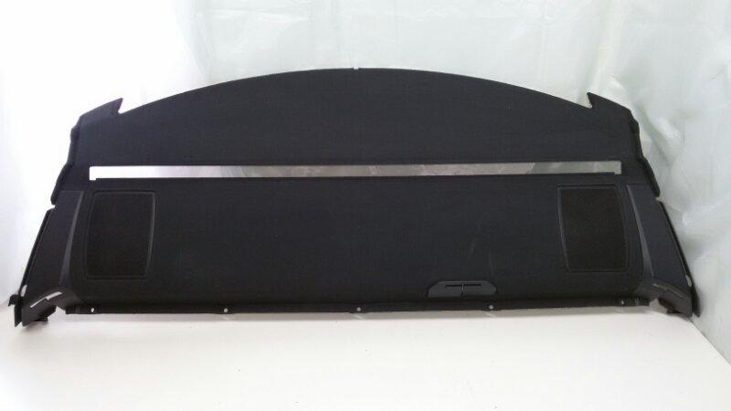 Полка салона Bmw 5-Series E60 N52B25A 2007 задняя