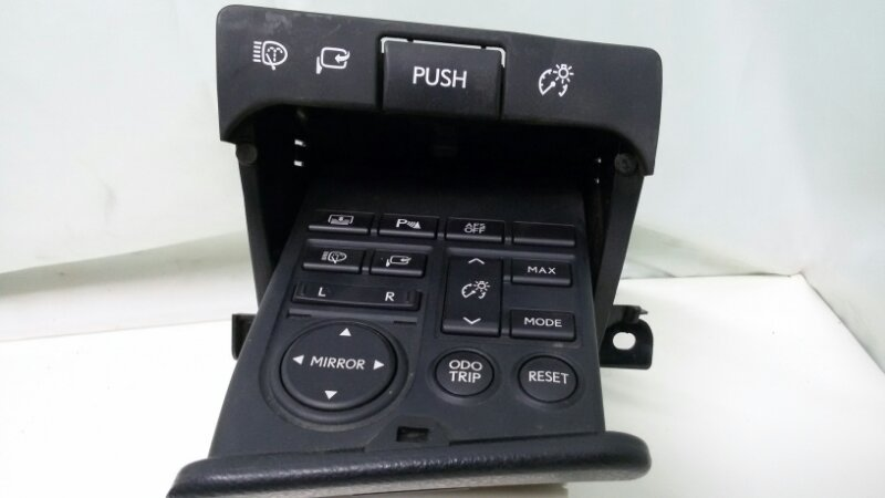Блок кнопок Lexus Gs450H GWS191 2GR-FSE 2008