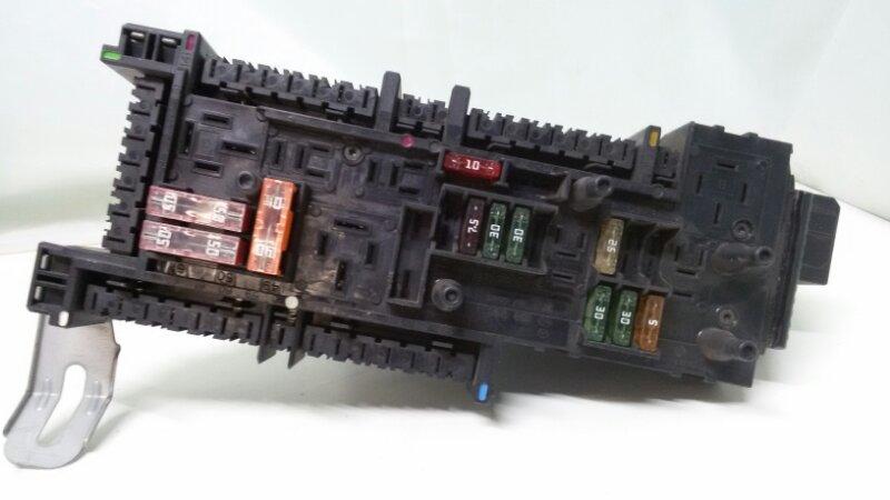 Блок предохранителей, реле салона Mercedes-Benz E-Class W212 M271.860 2012