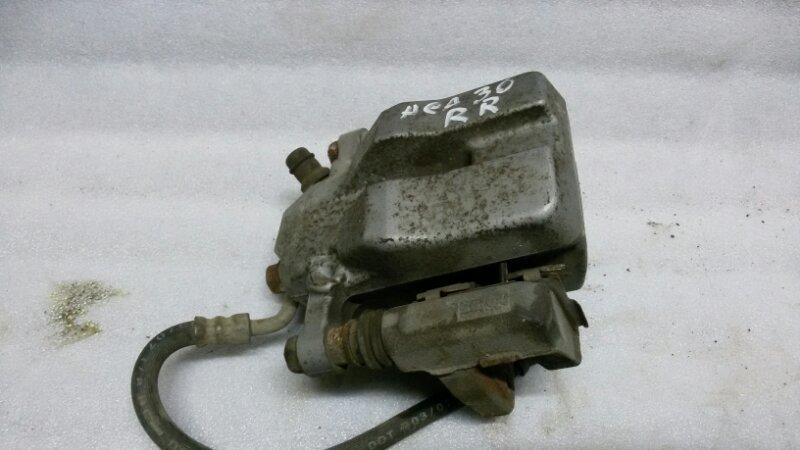 Суппорт тормозной Toyota Rav4 ACA30 1AZ-FE 2007 задний правый