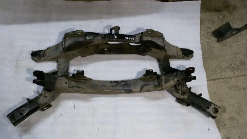 Балка поперечная Toyota Rav4 ACA30 1AZ-FE 2007 задняя