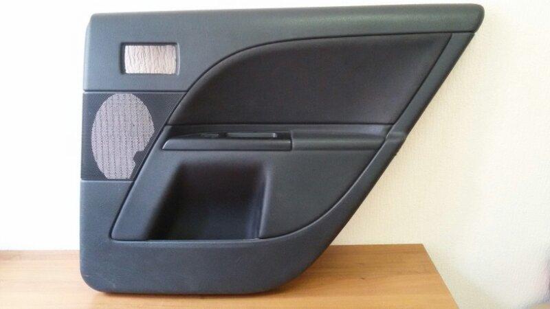 Обшивка двери Ford Mondeo B4Y CJBC, 2.0I 2007 задняя правая