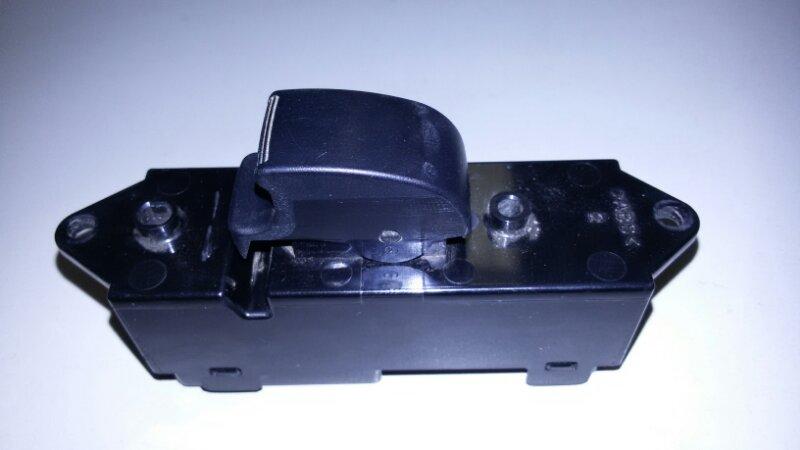 Кнопка стеклоподъемника Mitsubishi Pajero Sport KH4W 4D56 2012 задняя левая