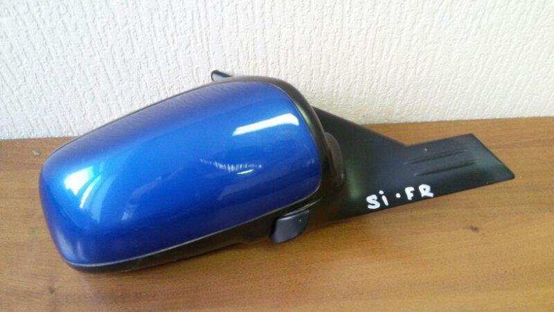 Зеркало заднего вида боковое Subaru Impreza GD2 2002 переднее правое