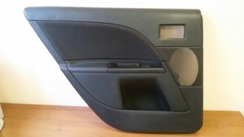 Обшивка двери Ford Mondeo B4Y CJBC, 2.0I 2007 задняя левая