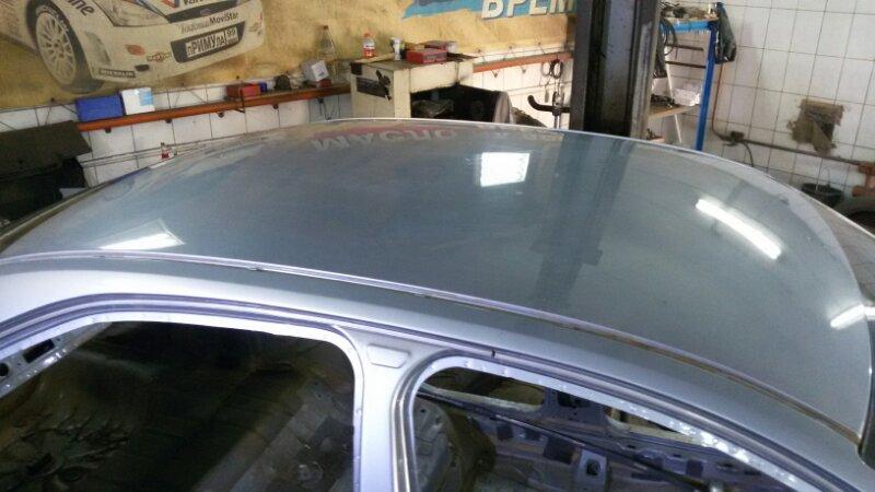 Крыша Ford Mondeo BWY.B4Y.B5Y СЕДАН CJBC, 2.0I 2007
