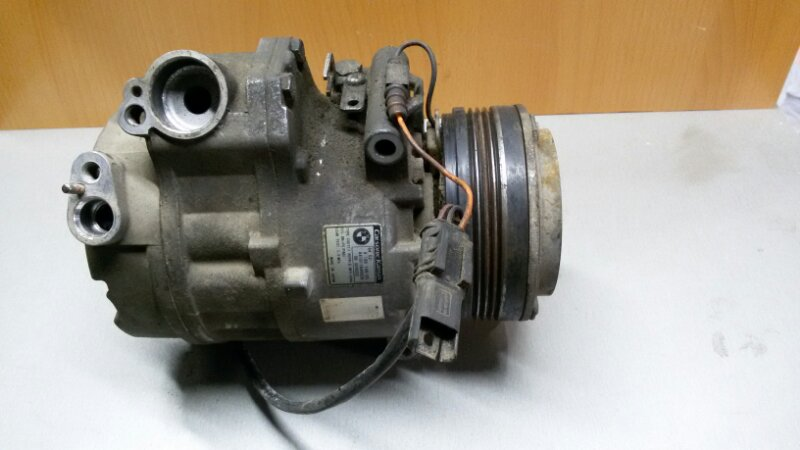 Компрессор кондиционера Bmw X5, X6 E70, E71, E72 M57TU2D30, N57, M57 2008