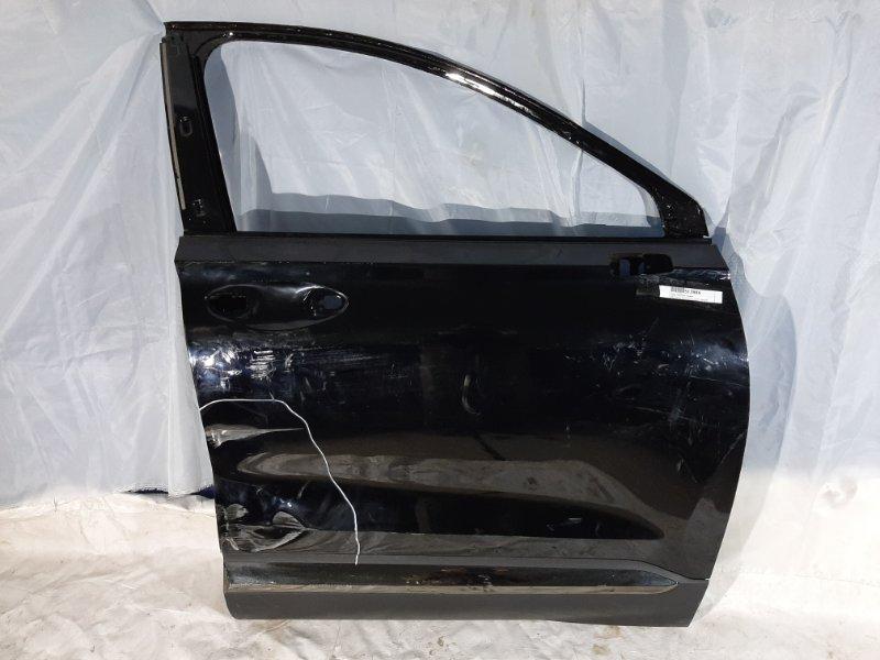 Дверь боковая Hyundai Santa Fe TM 2019 передняя правая