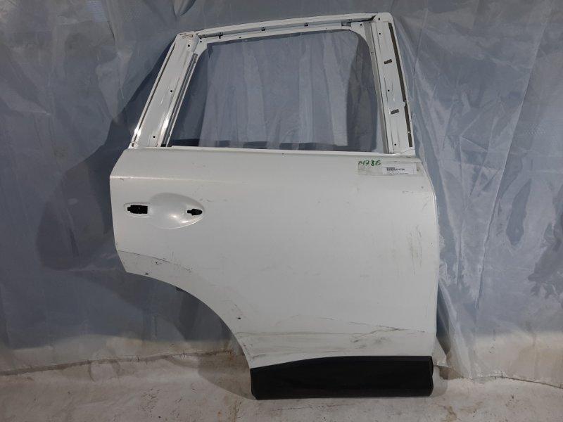 Дверь боковая Mazda Cx-5 KE, KE2AW, KE2FW, KE5AW, KE5FW, KEEAW, KEEFW PEVPS, PYVPS, SHVPTS, SHY1 2014 задняя правая