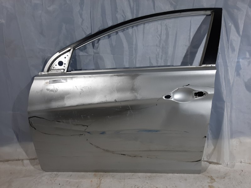 Дверь боковая Hyundai Sonata 2011 передняя левая