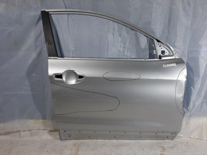 Дверь боковая Nissan Qashqai J11 H5FT, HRA2DDT, K9K, MR16DDT, MR20DD, R9M 2017 передняя правая