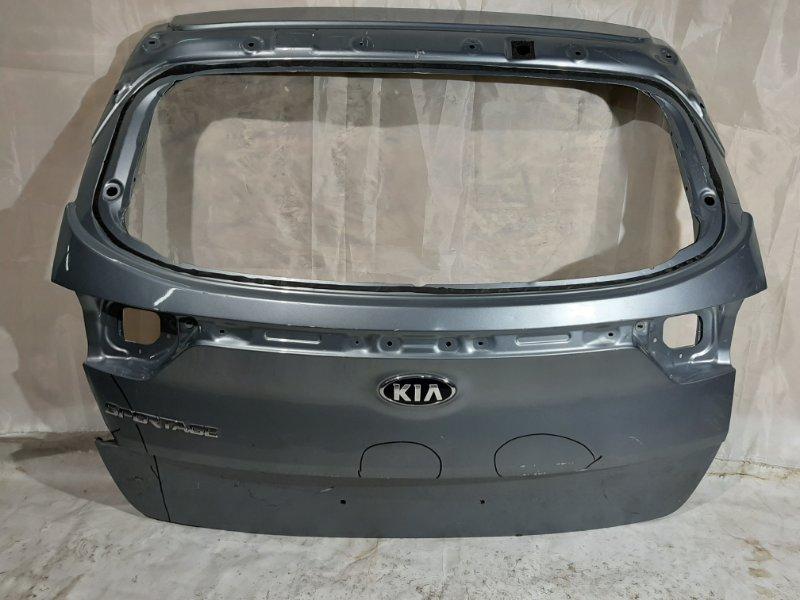 Дверь багажника Kia Sportage QL D4FD, D4HA, G4FG, G4FJ, G4KJ, G4NA 2017