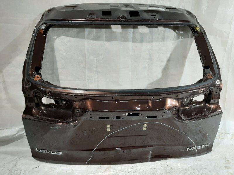 Дверь багажника Lexus Nx200, Nx200T, Nx300H AGZ10, AGZ15, AGZ15L, AYZ10, AYZ15, ZGZ10, ZGZ15, ZGZ15L 2AR-FXE, 3ZR-FAE, 8AR-FTS 2017