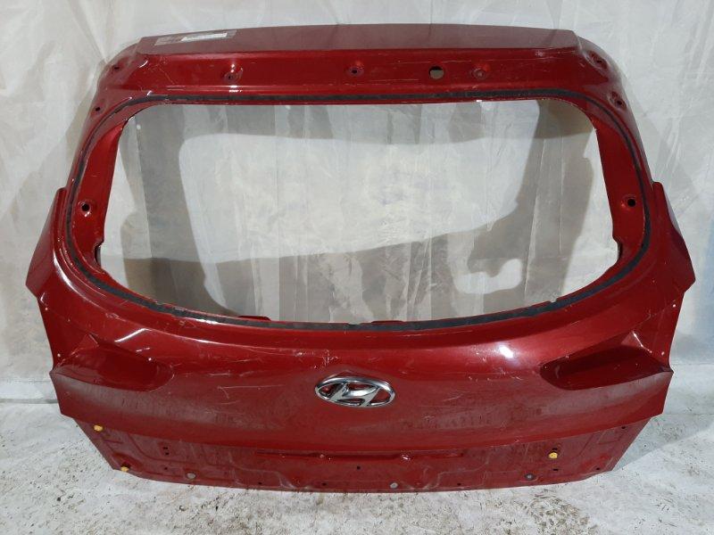 Дверь багажника Hyundai Tucson TL D4HA, G4FD, G4FJ, G4NA 2018